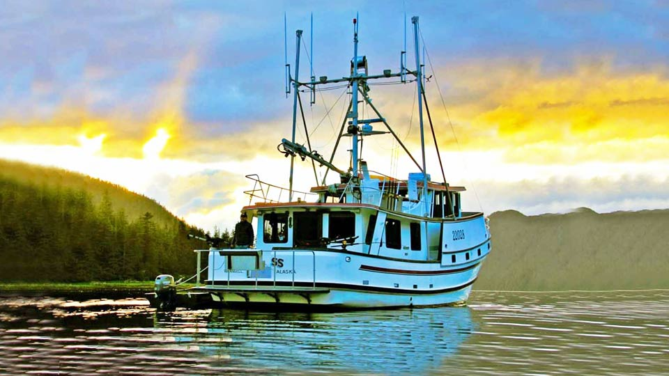Sitka Fishing Cruise