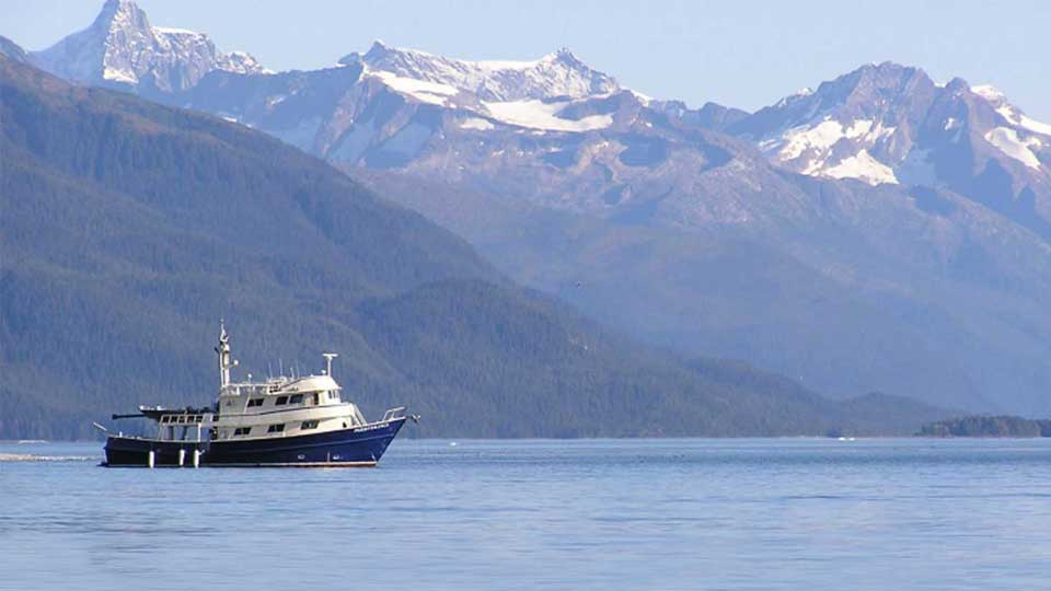 The Perseverance on the Inside Passage