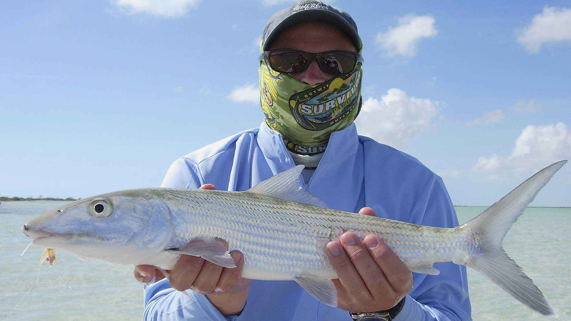 Andros Island Bonefish Club Fishing