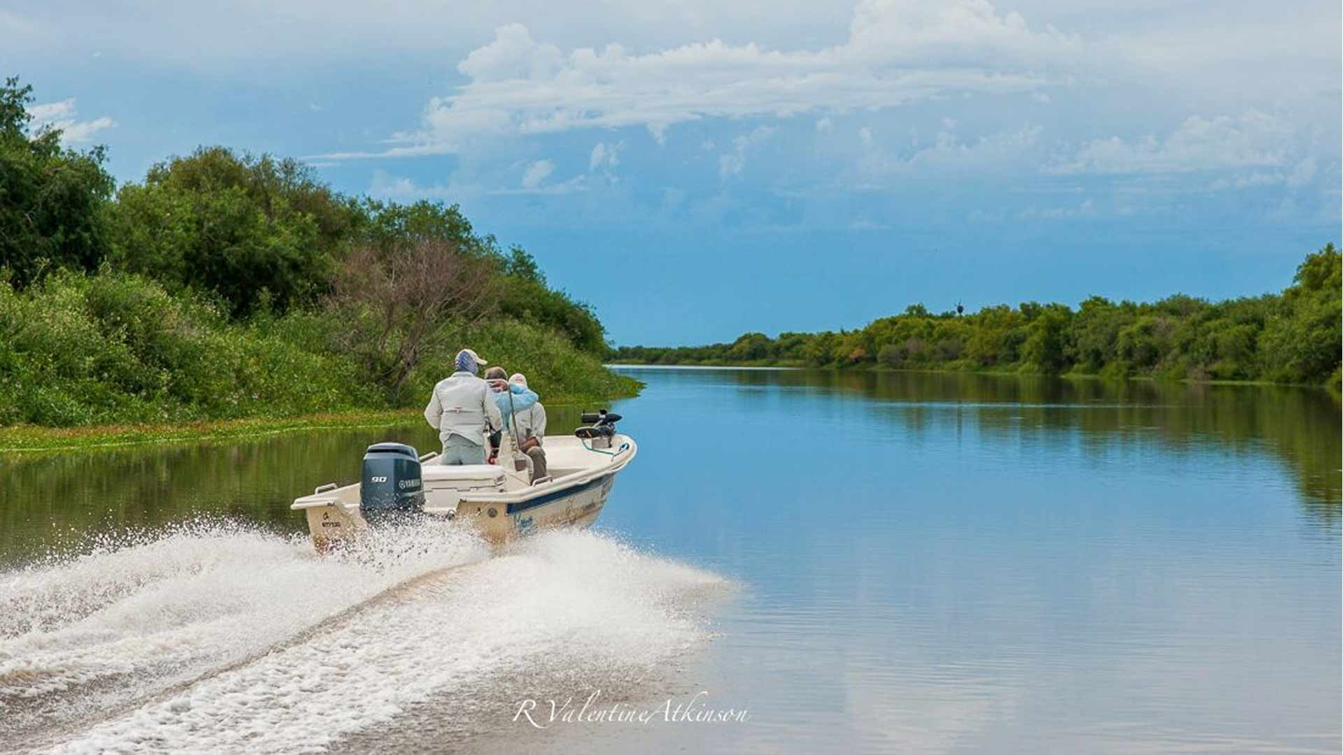 Parana River Guided Fishing