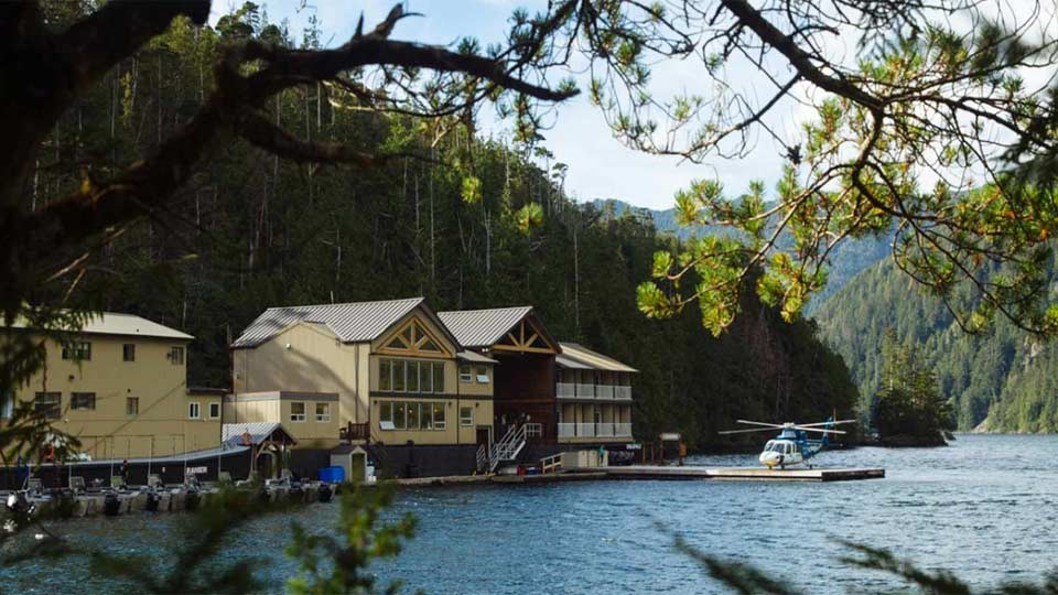 Westcoast Resorts Floating Lodge