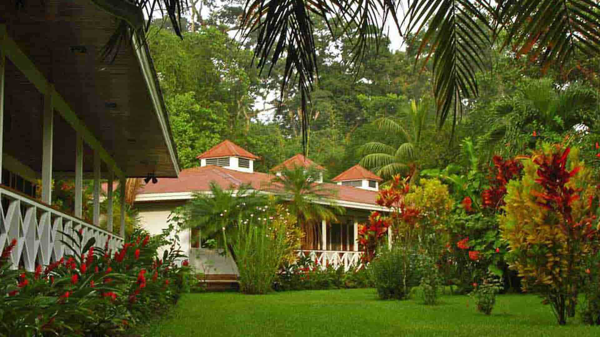 Rio Parismina Lodge and Grounds