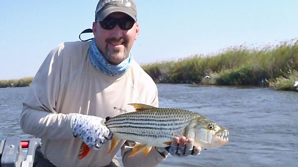 Nxamaseri tiger fish