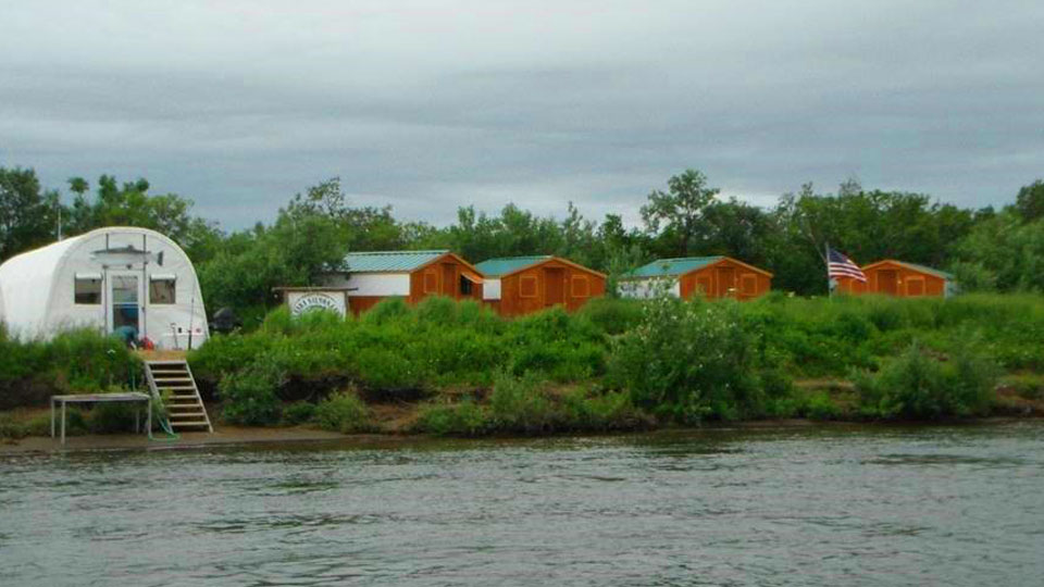 Anderson's Nushagak River Camp