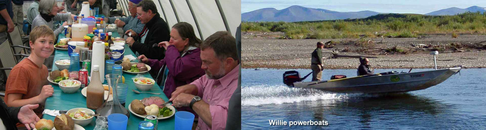 Willie Power Boats