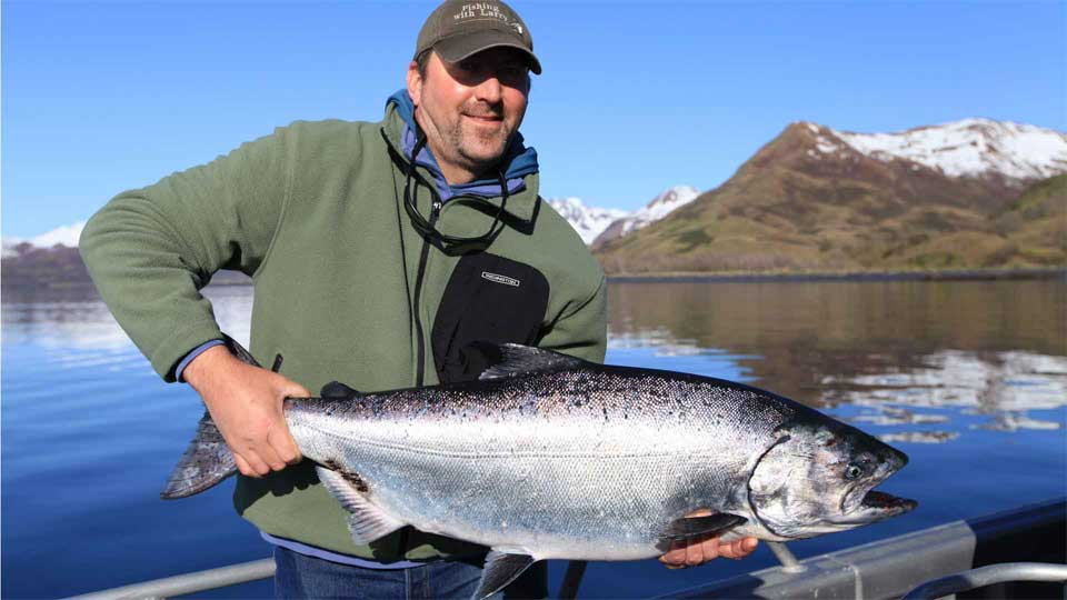Ocean View Lodge Kodiak Alaska Fishing