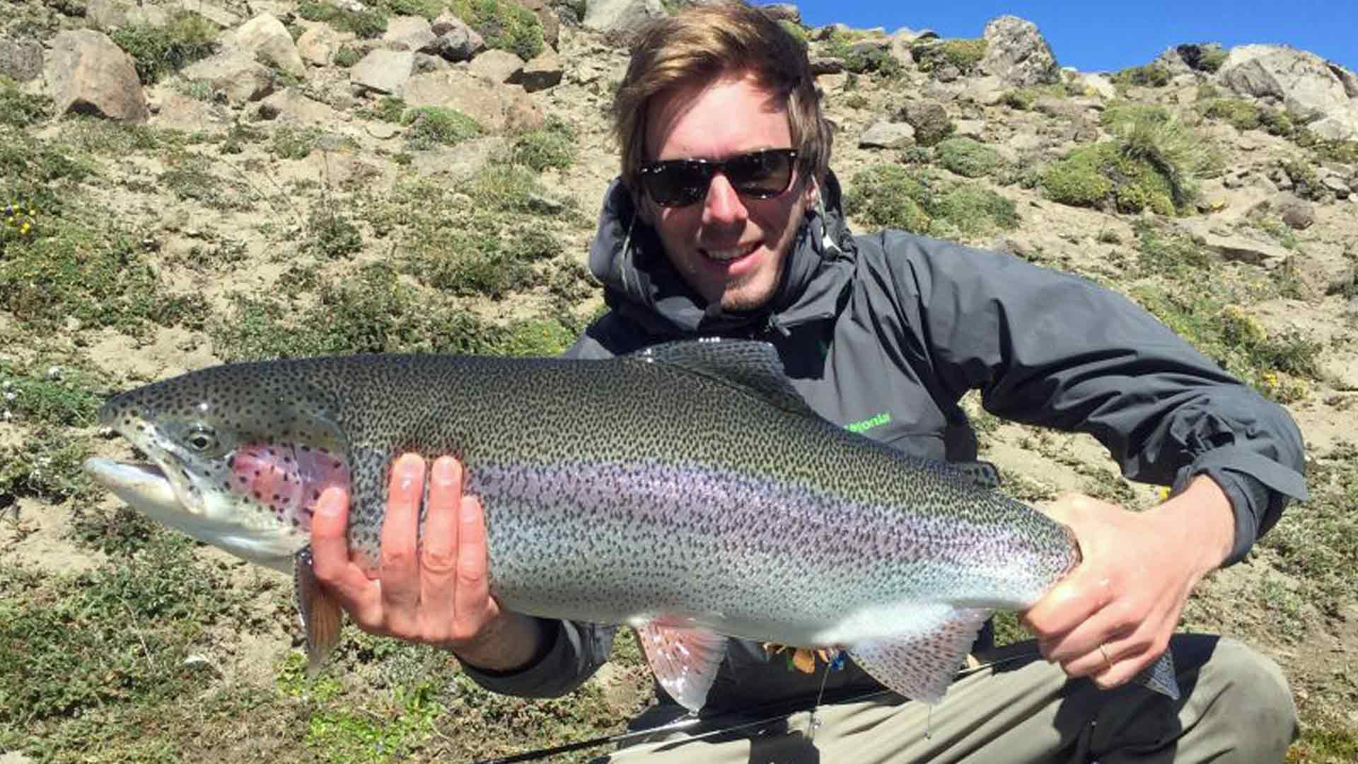 Trophy Wild Rainbows