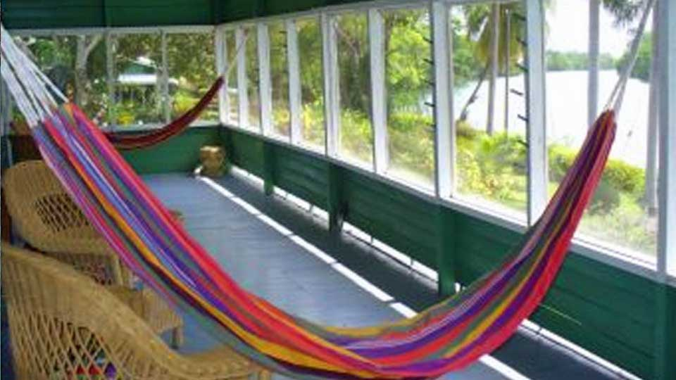 Lodge Hammocks