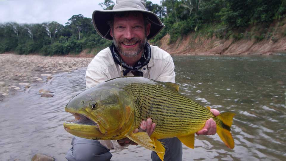 Bolivia fly fishing