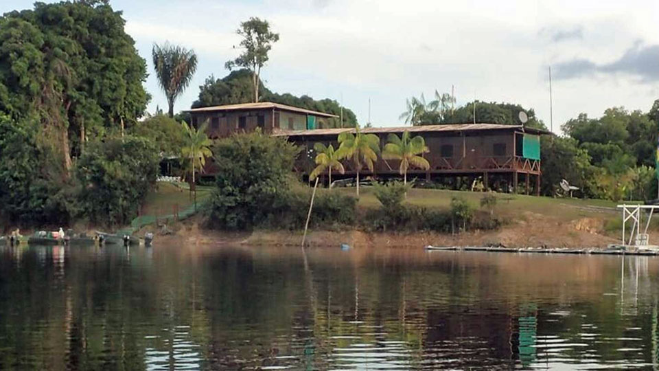 Itapará Lodge