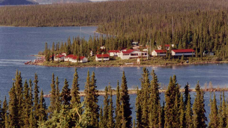 Great Slave Lake Lodge