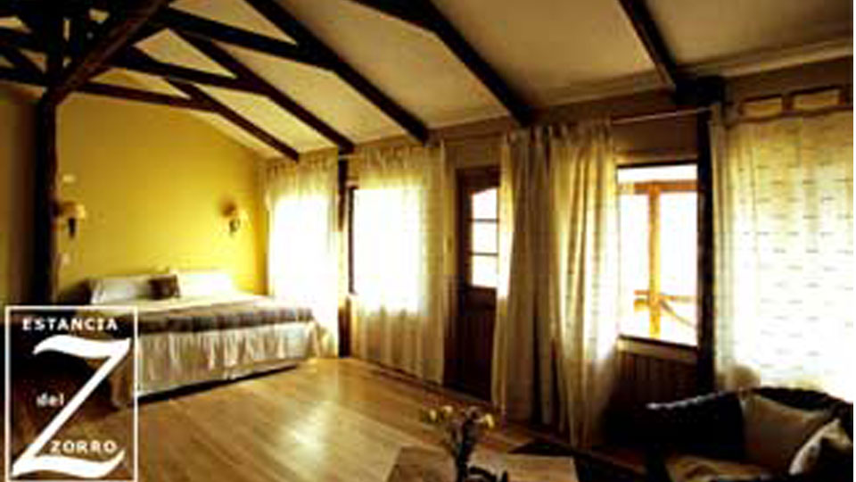 Bedrooms at Estancia del Zorro