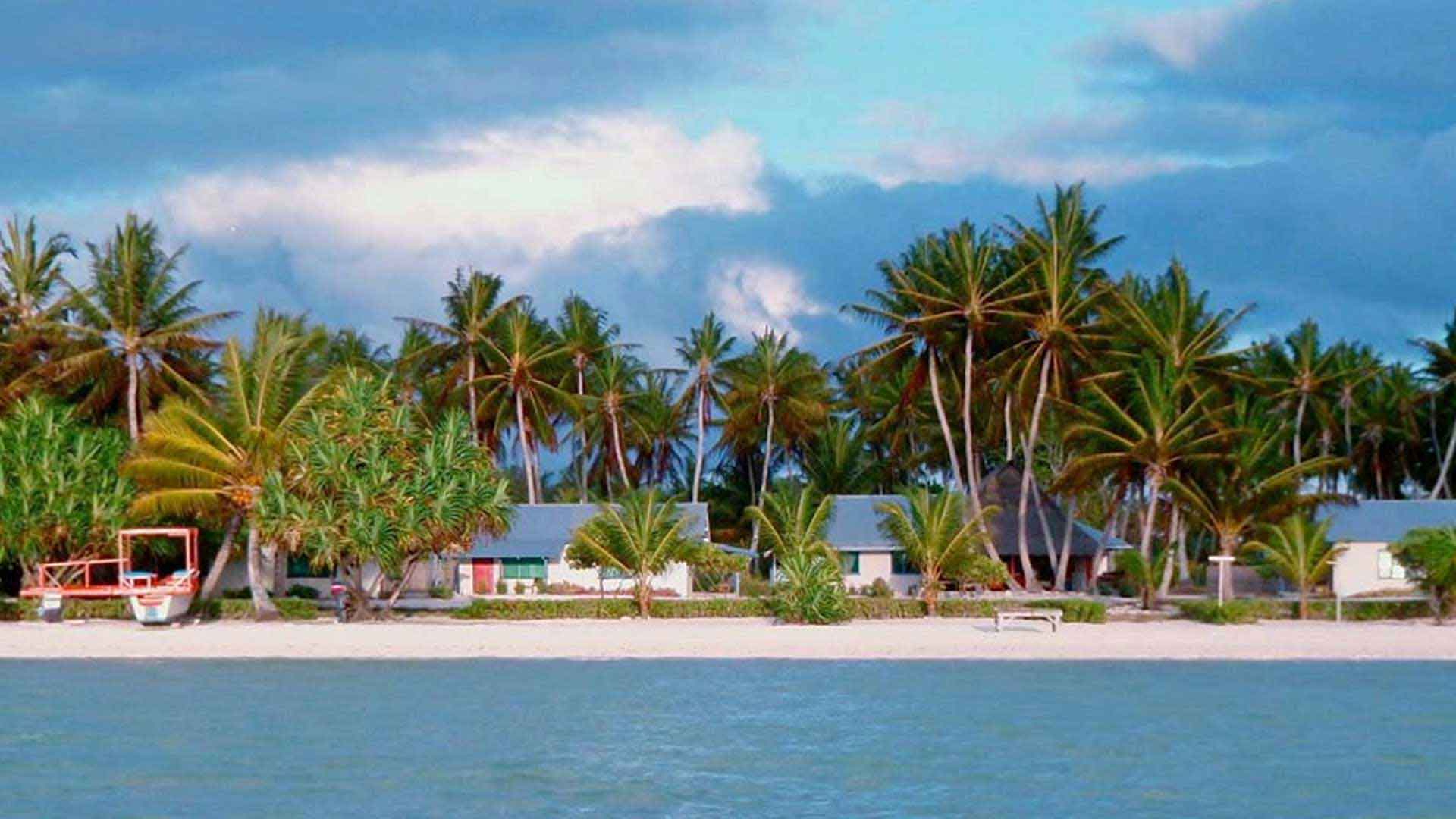 Christmas Island The Villages