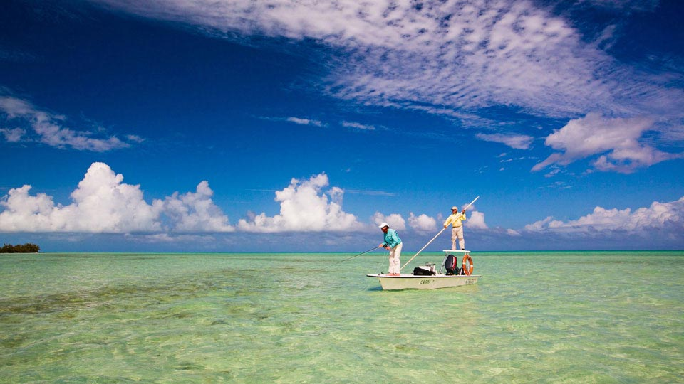permit bonefish Fishing