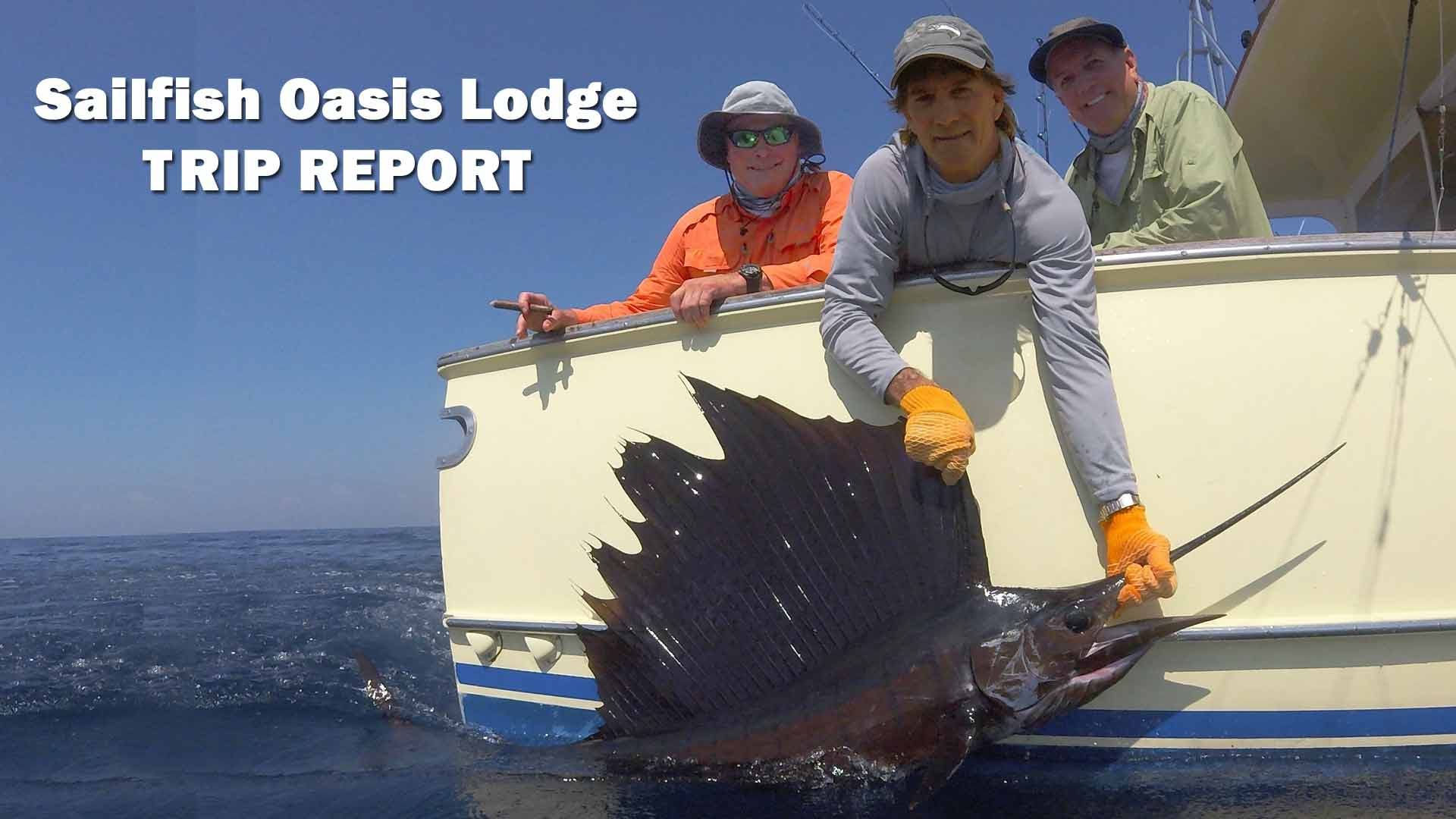 Sailfish Oasis Lodge