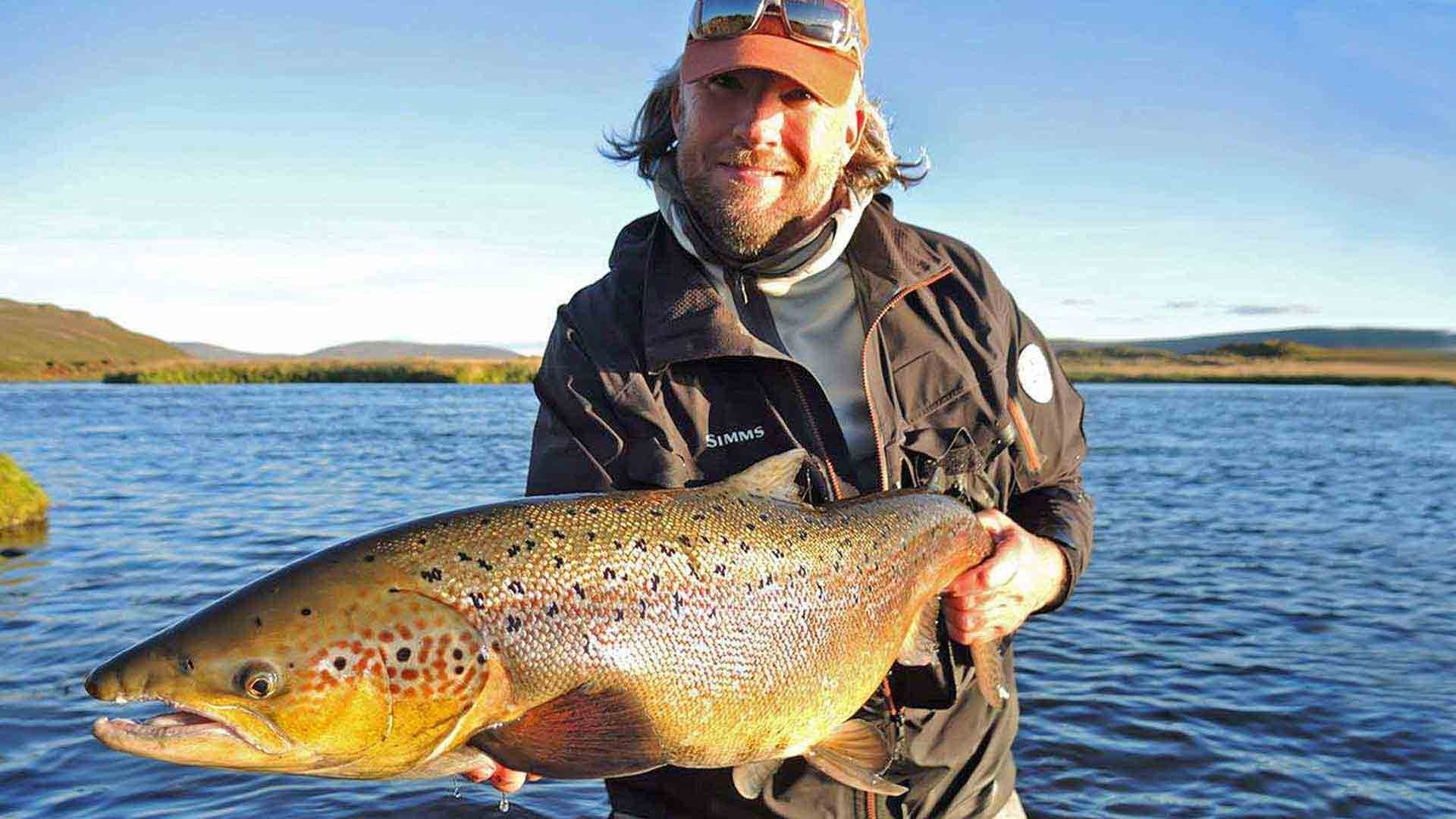 World-Class Brown Trout and Salmon