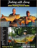 Fishing with Larry 2021 Catalog (PDF)