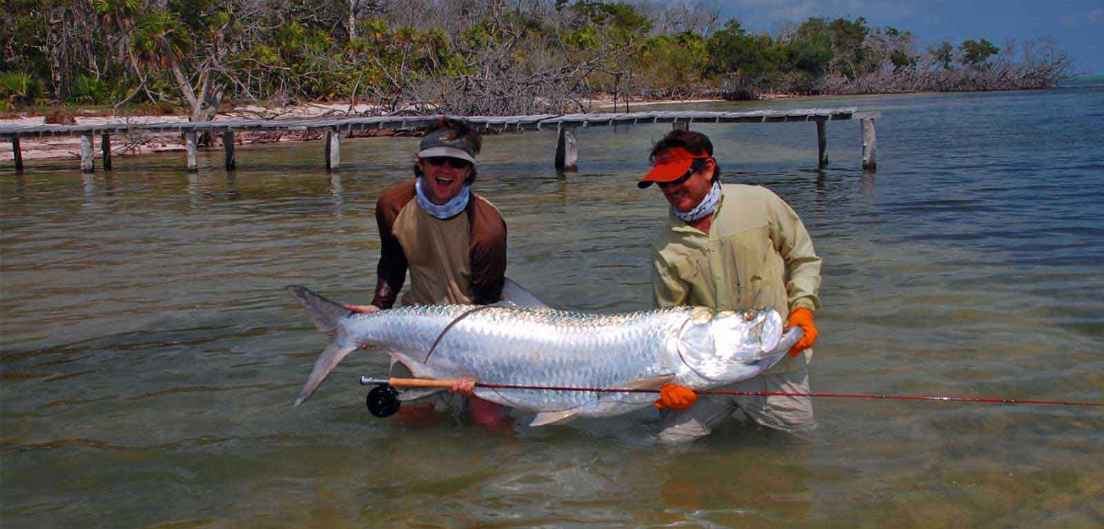 Holbox Fly Fishing Lodge