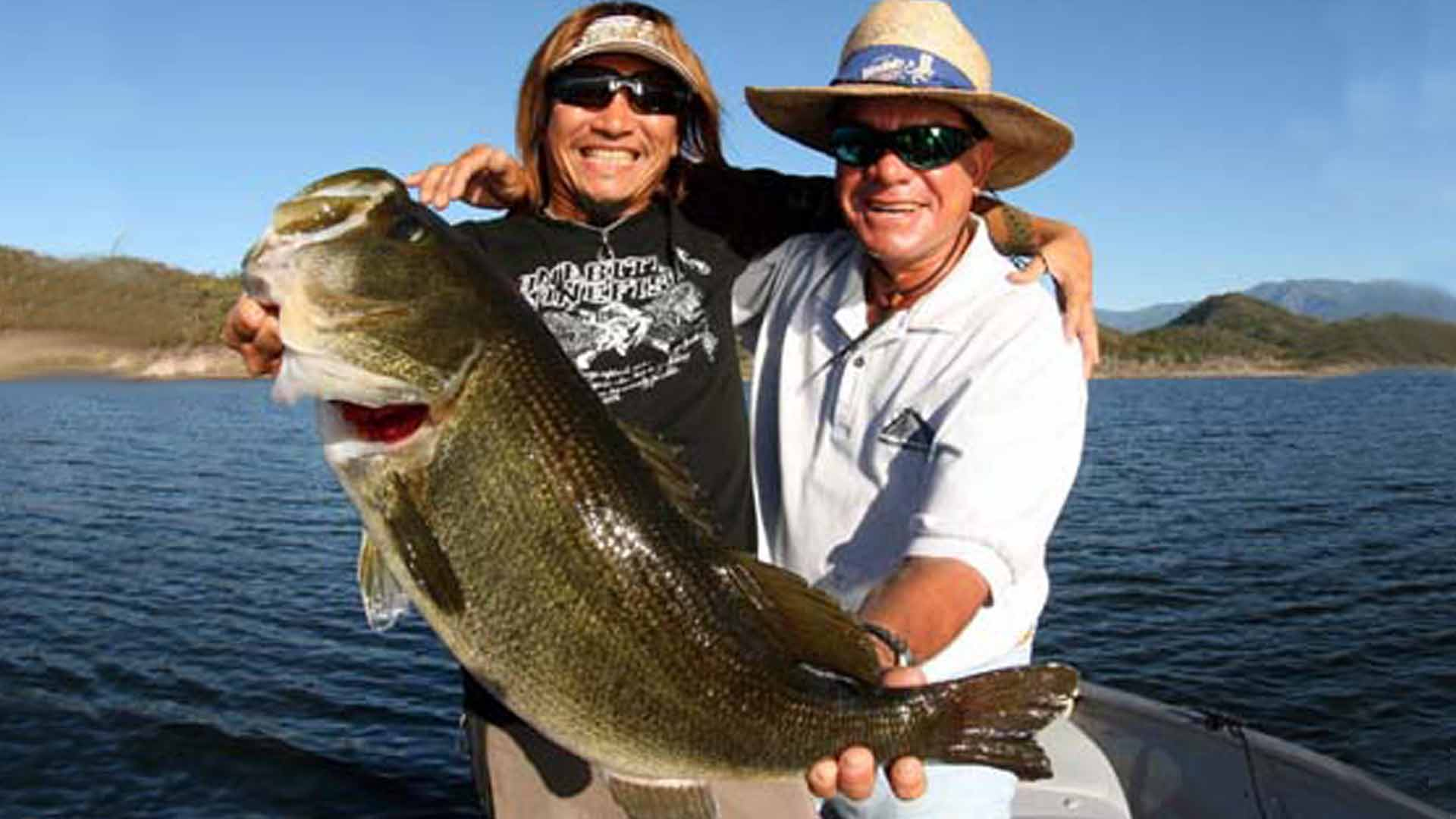 Mexico largemouth bass