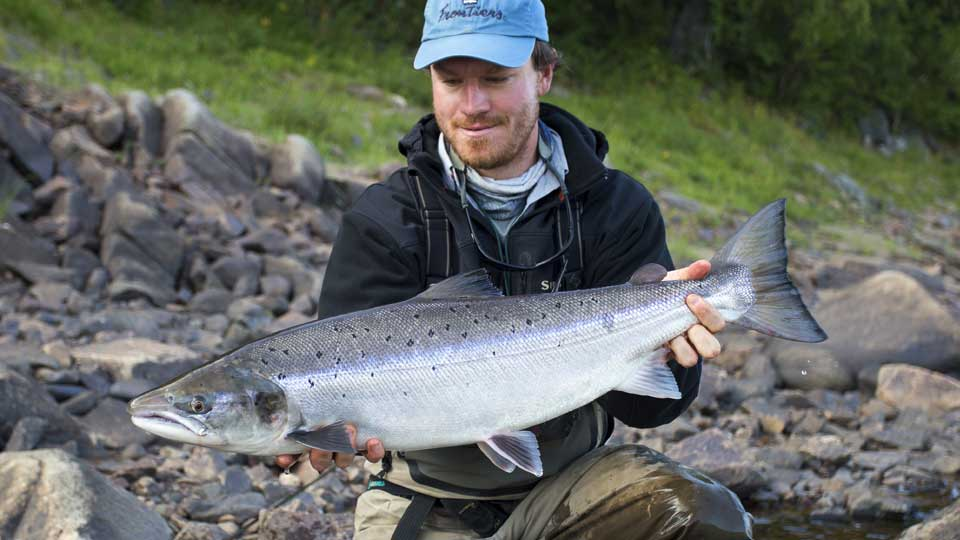 Ponoi Atlantic Salmon Fishing